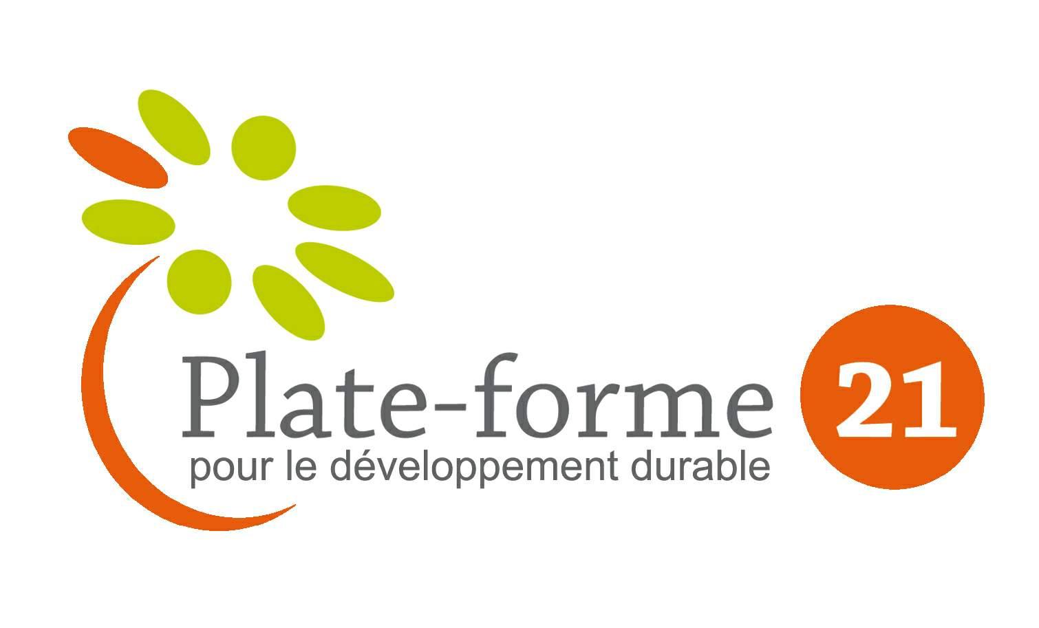 Plate-forme 21 pour le développement durable